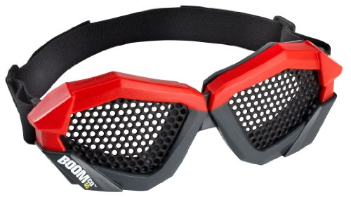 BOOMco. Eye Gear, Red - 1
