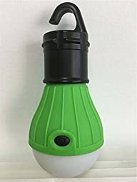 Outdoor Portable Hanging LED Camping Tent Light Bulb Battery -Fishing Lantern Lamp Torch