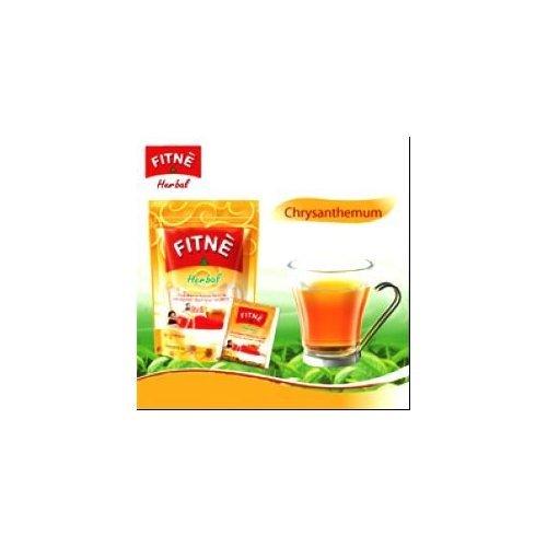 Fitne Chrysanthemum Flavored Herbal Tea Diet/Weight Loss Slimming 15 Tea Bags