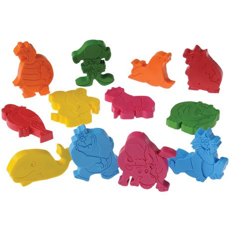 Animal Crayons - 1
