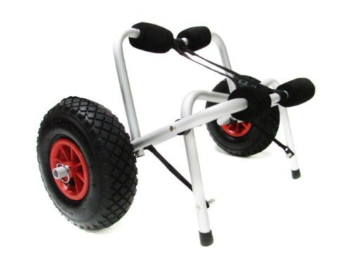TMS CART-CANOE/KAYAK-KY001 Boat Kayak Canoe Carrier Tote Trolley (Wheels For A Cart compare prices)
