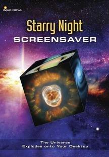Starry Night Astronomy Screensaver Win/Mac