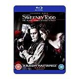 Sweeney Todd: The Demon Barber Of Fleet Street(Blu-ray)