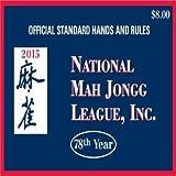 National Mah Jongg League Standard Size Card 2015