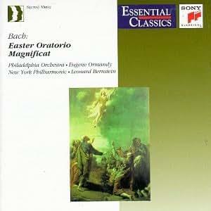 Easter Oratorio / Magnificat [CASSETTE]