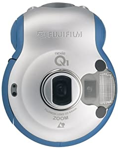Fujifilm Q1 Zoom APS Camera (Blue)