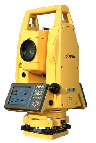 "South Wince Reflectorless 5"" Total Station Nts-375R"