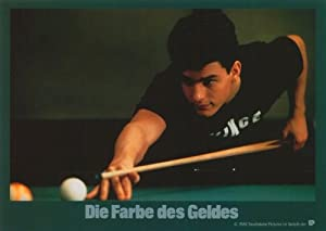 The Color of Money Poster Movie German B 11x14 Paul Newman Tom Cruise Mary Elizabeth Mastrantonio