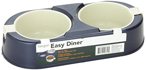 Bergan Easy Diner Pet Feeder (Double Food Dish compare prices)