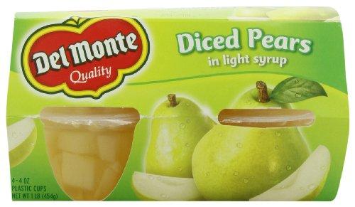 Vitamins In A Pear