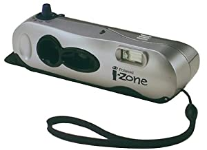 Polaroid i-Zone Pocket Instant Camera (Silver Edition)