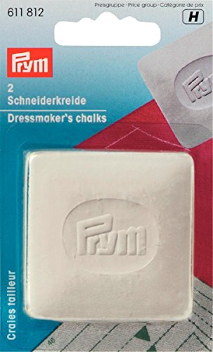 [해외]YM 재단 사용 초크 2 개/Prym Dressmaker`s chalks 2 pieces