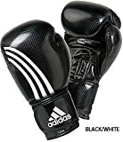 Adidas SHADOW Boxing Gloves Size 14oz - Black
