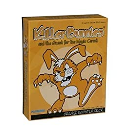 Killer Bunnies: Orange Booster