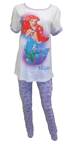 Disney Princess Ariel Ladies Pajamas