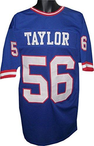 Lawrence Taylor Giants Memorabilia, Giants Lawrence Taylor Memorabilia