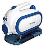 Abode Pro Multifunctional Blue & White Steam Cleaner