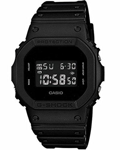 CASIO [カシオ] G-SHOCK [ジー・ショック] ソリッドカラーズ 腕時計 DW-5600BB-1JF メンズ [並行輸入品]