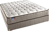 Hot Sale Simmons BeautySleep Crossgate Full Plush Mattress Set