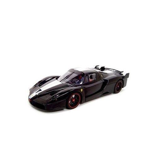 Hot WheelsFERRARI FXX ELITE EDITION BLACK 1:18 DIECAST MODEL おもちゃ [並行輸入品]