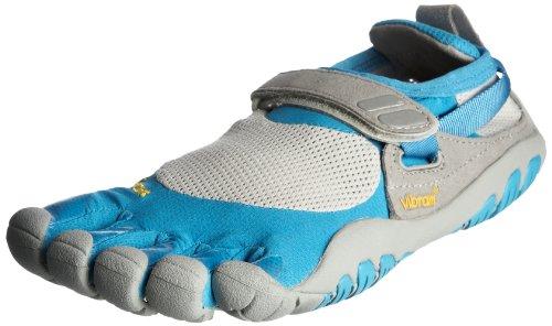 Vibram Fivefingers Treksport Size 36 Blue Grey W4456