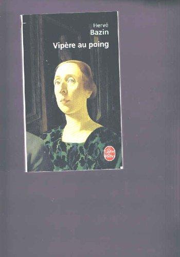 Vipere Au Poing (Livre De Poche)