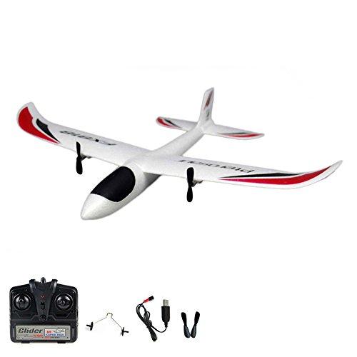 24GHz-RC-ferngesteuertes-mini-Segelflugzeug-Glider-Segler-Flieger-Inkl-Fernsteuerung-und-viel-Zubehr-Ready-To-Fly-Top-Design