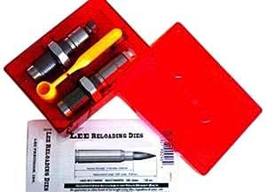 Lee Precision 338 Lapua 2-Die Set