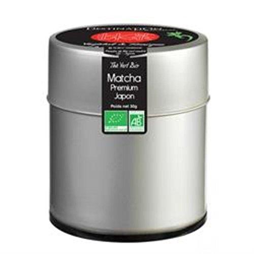 Thé Vert Matcha Spécial Cuisine Bio - 100g