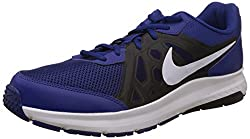 Nike Mens Dart 11 Msl Deep Royal Blue, White, Black and WhiteRunning Shoes - 11 UK/India (46 EU)(12 US)