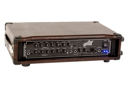 Aguilar AG 500/AG 500SC Head Case, Chocolate Thunder