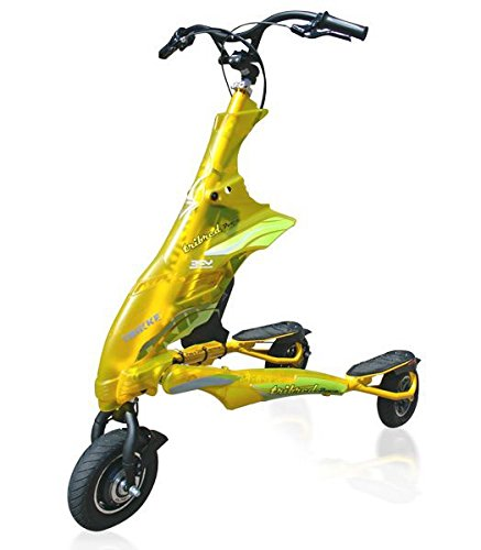 Tribred Pon-E 48V Yellow (Sports Package)