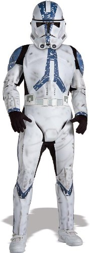 Star Wars Child's Deluxe Clone Trooper Costume