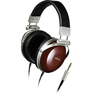 Denon AH-D7000 Ultra Reference Over-Ear Headphones (Black)