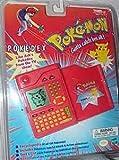 Pokemon Pokedex Organizer Electronic Handheld Game