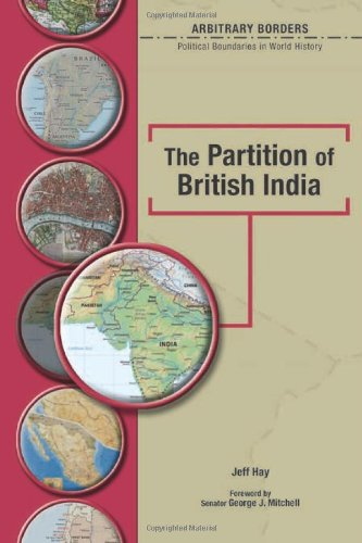 The Partition of British India (Arbitrary Borders) PDF