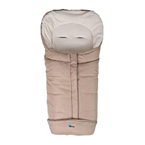 AltaBeBe Deluxe Line - Saco de abrigo para silla de paseo
