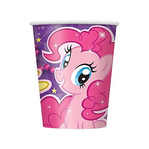 Unique My Little Pony Party Cups (8 Count), 9 oz - 1