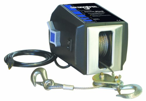 Ac Electric Winch