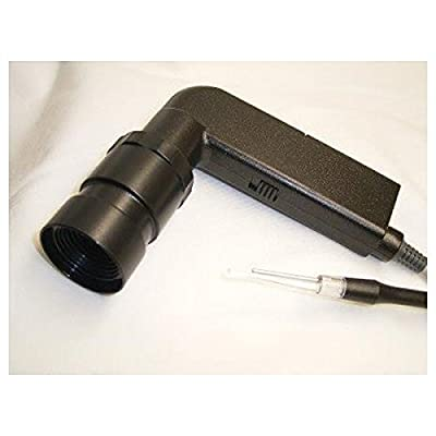CODEN Ear Scope 13000 R Pixel Otoscope Fiber Optic Earwax Cleaner (Black) by CODEN