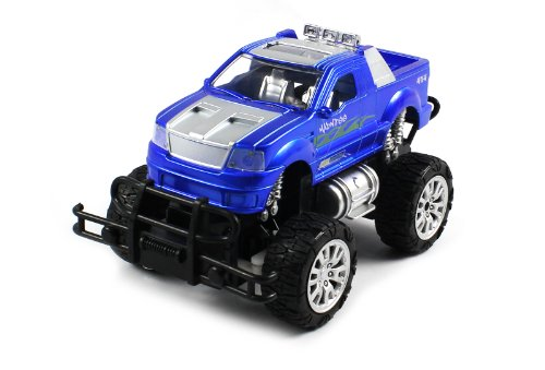 MONSTER STYLE Electric Full Function Speed Racing Ford F250 Off Road RTR RC Monster Truck
