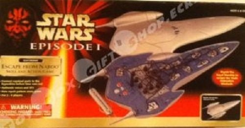 Star Wars Episode I Electronic Escape From Naboo Skill and Action Game - 1