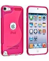 Housse Coque S-Line ROSE pour Apple iPod touch5