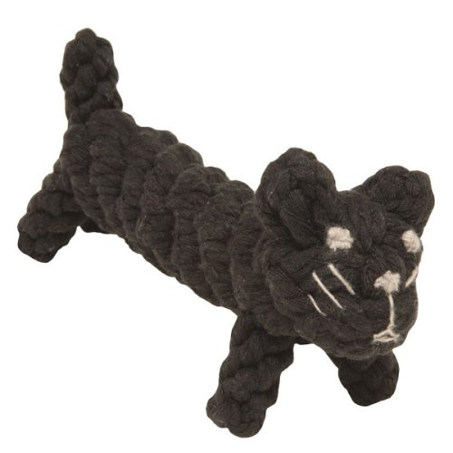 Good Karma Rope Toy - Magic the Cat (6)