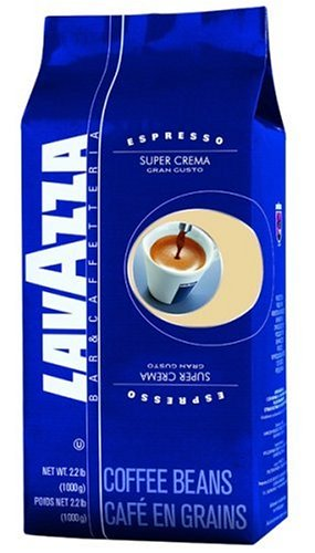 Lavazza 4202A 2.2 Pound Super Crema Espresso Whole Bean Reviews # Cheap Starbucks Espresso ...