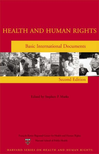Health and Human Rights: Basic International Documents,...