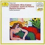 Liszt: Liebestraume - Consolations -...