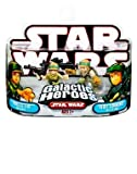 Star Wars Galactic Heroes Princess Leia Endor & Rebel Commando