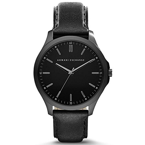 Top 10 Armani Exchange Black Steel Mens Watches