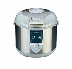 Testberichte zu Gastroback 42507 Design Reiskocher